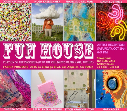 funhouse flyer - 1