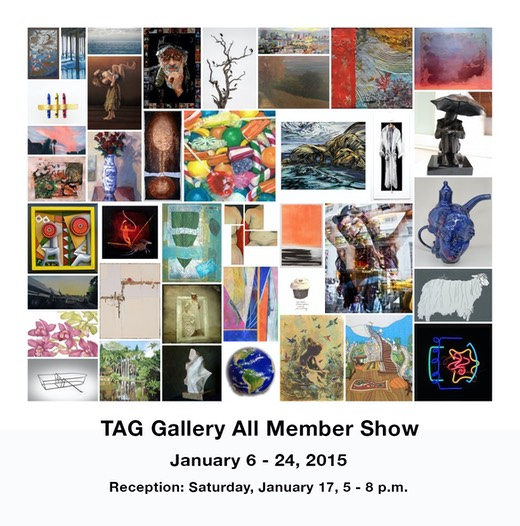 TAG group show